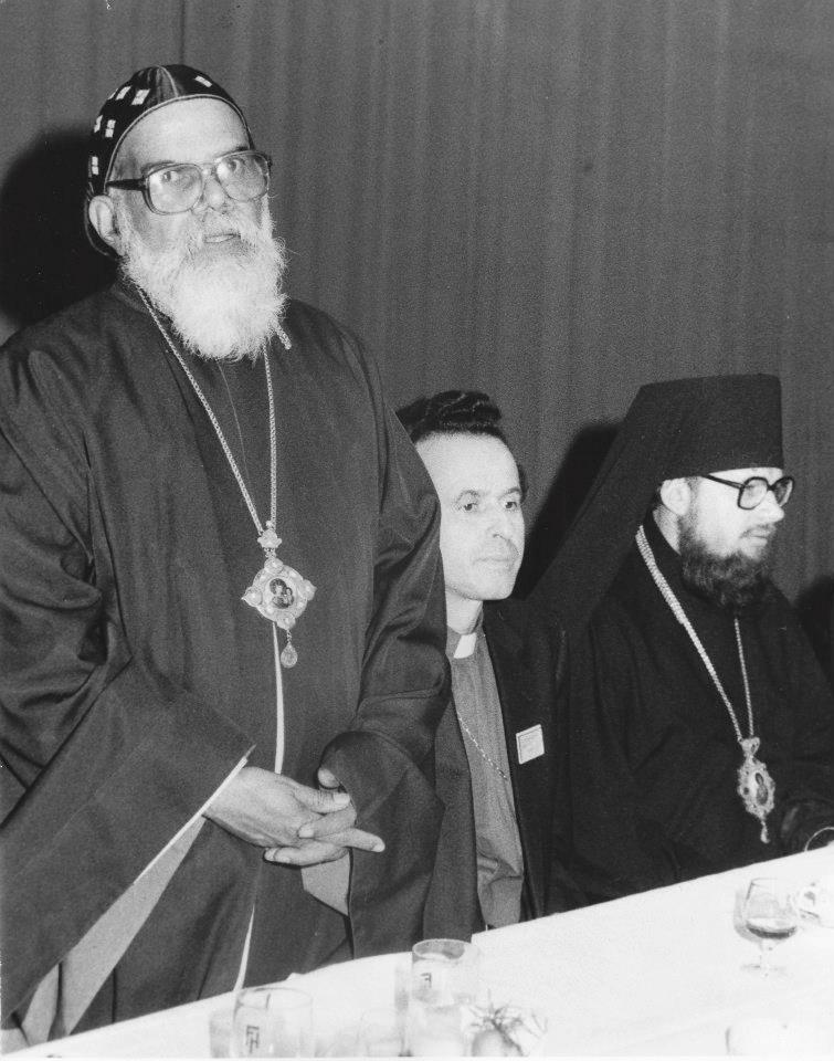 The Late Lamented Metropolitan Gregorious Paulose of the East